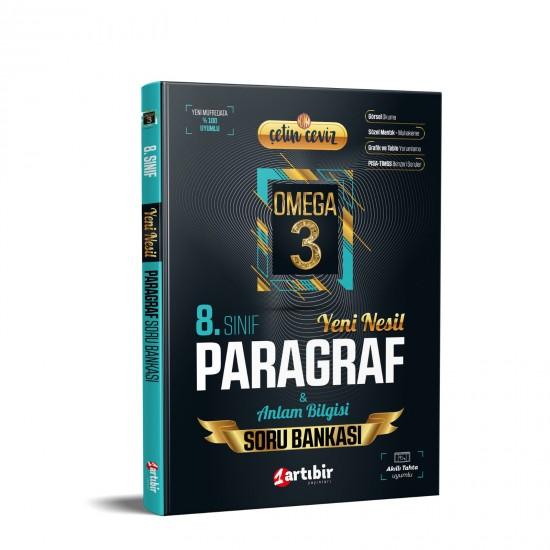 8.SINIF PARAGRAF SORU BANKASI