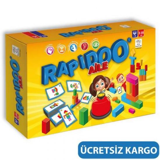 Rapidoo Aile (Dikkat Geliştiren Zeka Oyunu)